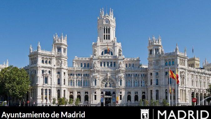 plazas técnicos administración Madrid