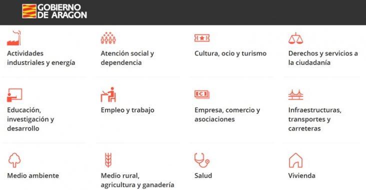 plazas Oferta Empleo Público Aragón