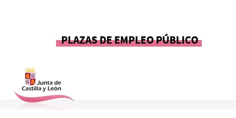plazas Castilla y León
