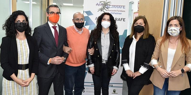 Andalucía centros atención Alzheimer