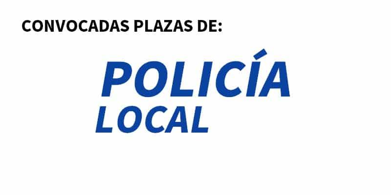 plazas policía local Málaga